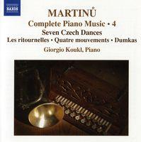 Giorgio Koukl - Piano Music 4