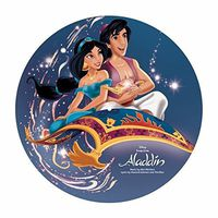 Aladdin [Disney Movie] - Songs From Aladdin [LP Picture Disc]