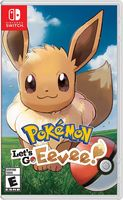 Swi Pokemon Let's Go Eevee - Pokemon Let's Go Eevee for Nintendo Switch