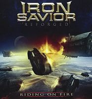 Iron Savior - Riding On Fire (Jpn)