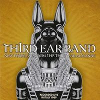 Third Ear Band - New Forecasts from the Third Ear Almanac