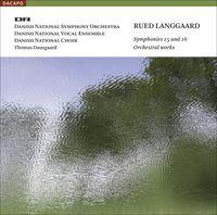 Grondahl/Holmboe - Symphonies 15 & 16
