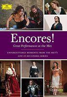 Metropolitan Opera - Encores Great Performances at the Met