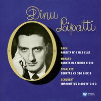 Dinu Lipatti - Recital: Bach / Mozart / Scarlatti / Schubert