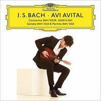 Avi Avital - Bach (Extended Tour Version) (W/Dvd) (Ltd) (Dig)