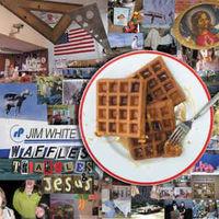 Jim White - Waffles, Triangles & Jesus [LP]