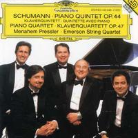 Menahem Pressler - Piano Quartet