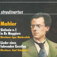 Igor Markevitch - Sinfonia / Lieder