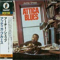 Archie Shepp - Attica Blues (Mini Lp Sleeve) (Jpn)
