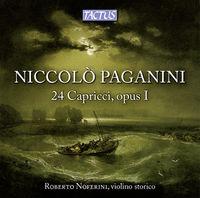 Roberto Noferini - 24 Capricci Opus I
