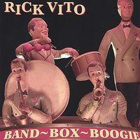 Rick Vito - Band Box Boogie