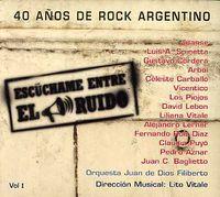 Lito Vitale - Escuchame Entre El Ruido 1 / Various
