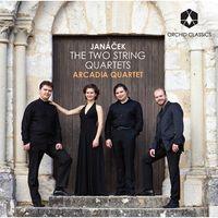 Arcadia Quartet - Two String Quartets