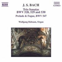 J. RHEINBERGER - Trio Sonatas Bwv 528-530 / Prelude & Fugue Bwv 547