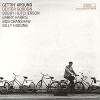 Dexter Gordon - Gettin Around (Bonus Track) [Limited Edition] (Jpn)