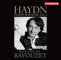Jean-Efflam Bavouzet - Piano Sonatas 4