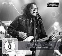 Tito & Tarantula - Live At Rockpalast