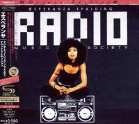Esperanza Spalding - Radio Music Society [CD/DVD]