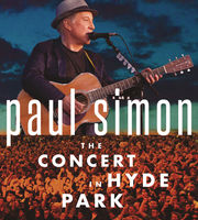 Paul Simon - The Concert In Hyde Park [2CD w/DVD]