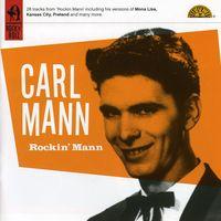 Carl Mann - Rockin' Mann [Import]