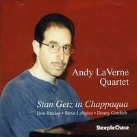Andy Laverne - Stan Getz in Chappaqua