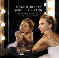 Natalie Dessay - Between Yesterday & Tomorrow (Uhqcd) (Blus) (Rmst)