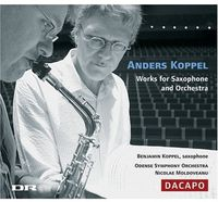 Anders Koppel - Works For Saxophone