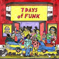 7 Days Of Funk (Dam Funk & Snoop) - 7 Days of Funk