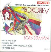 BORIS BERMAN - Piano Music 6