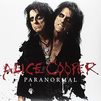 Alice Cooper - Paranormal [Indie Exclusive Limited Edition Red LP]