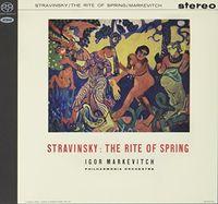 Igor Markevitch - Stravinsky: Rite Of Spring / Tchaikovsky: Nutcrackacker Suite / Romeo & Juliet