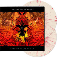 atre Of Tragedy - Forever Is The World (Gate) (Ltd) (Red) (Wht)