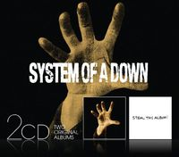 System Of A Down - System Of A Down/Steal This Album [Import]