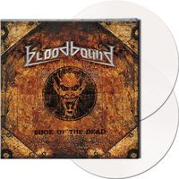 Bloodbound - Book Of The Dead [Clear Vinyl] (Uk)