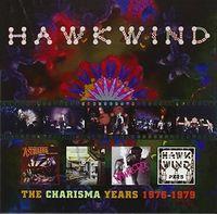 Hawkwind - Charisma Years: 1976-1979
