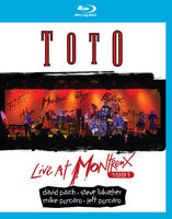 Toto - Live at Montreux 1991 [Blu-ray+CD]