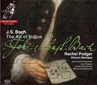 Rachel Podger - Bach: The Art Of Fugue