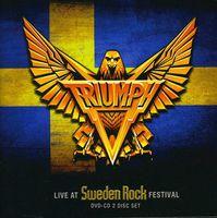 Triumph - Live At Sweden Rock Festival