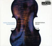 K.M. Karlsen - String Quartets 1 & 3 / Violin Sonata