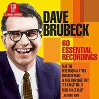 Dave Brubeck - 60 Essential Recordings