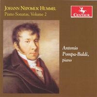 Antonio Pompa-Baldi - Johann Nepomuk Hummel: Piano Sonatas 2