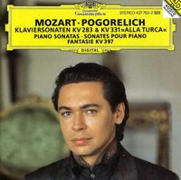 W.A. Mozart - Piano Sonatas Kv283 & 331