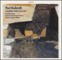 P. HINDEMITH - Complete Cello Concertos