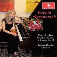 Sophia Agranovich - Wanderer Fantasie In C Major, Op. 15 - Chopin: 4