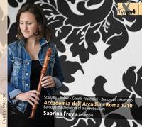 Sabrina Frey - Accademia Dell Arcadia Roma 1710 - Baroque Master