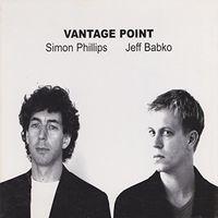 Simon Phillips - Vantage Point