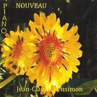 Jean-Claude Bensimon - Piano Nouveau