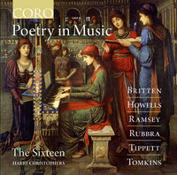 The Sixteen - Poetry In Music
