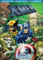 X-Men - X-Men: Volume Five [Marvel DVD Comic Book Collection]