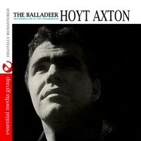 Hoyt Axton - The Balladeer: Recorded Live at the Troubadour